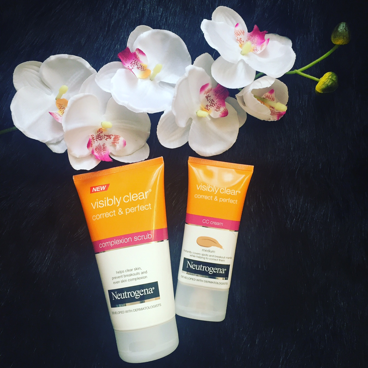 Neutrogena Visibly Clear Correct & Perfect Review | #SeeWhatsPossibleSA - glamhipsterdiaries