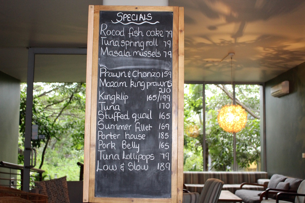 Ray's Kitchen Ballito Restaurant specials