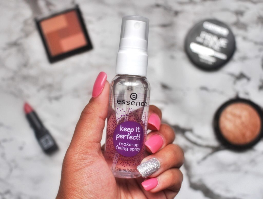 Essence Keep It Perfect Make-up Fixing Spray